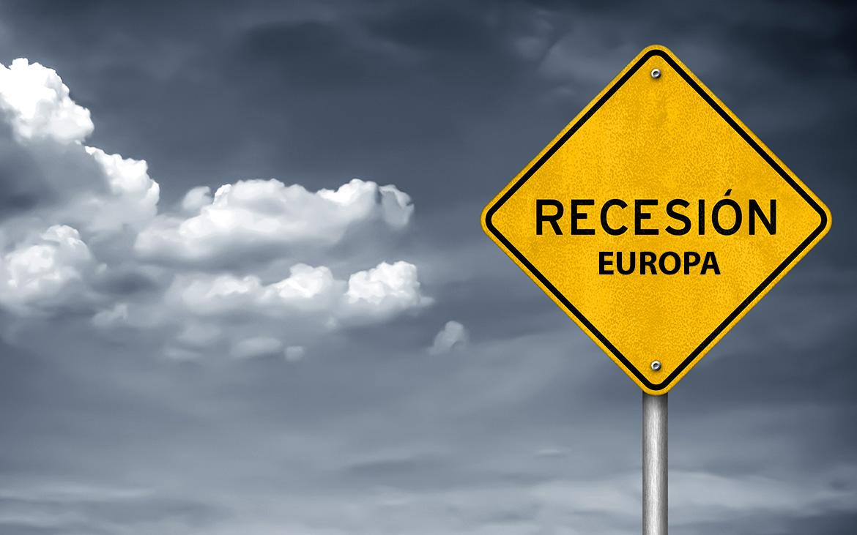 Los fantasmas de la recesion regresan a Europa