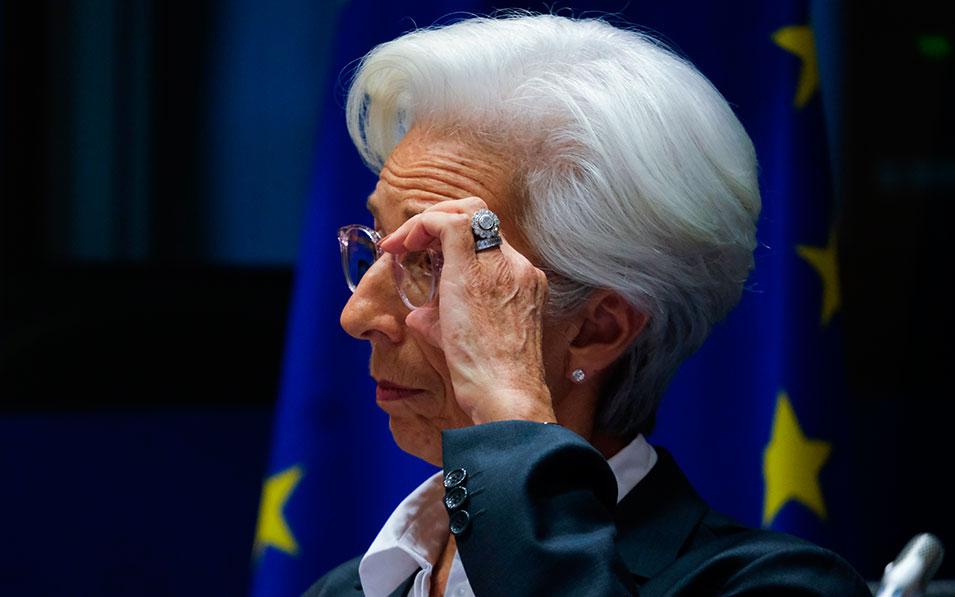 Lagarde anuncia una revisión de la estrategia del BCE