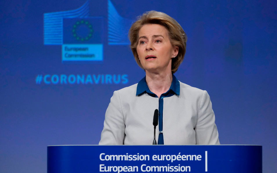 Ursula Von Der Leyen reclama medidas conjuntas para Europa