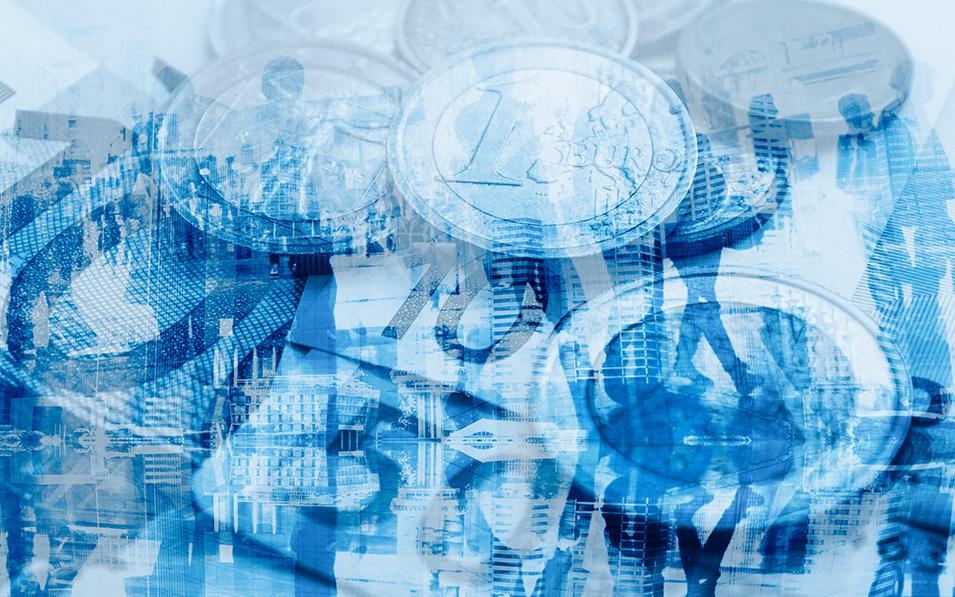 El PIB de la Eurozona podría reducirse hasta un 22%