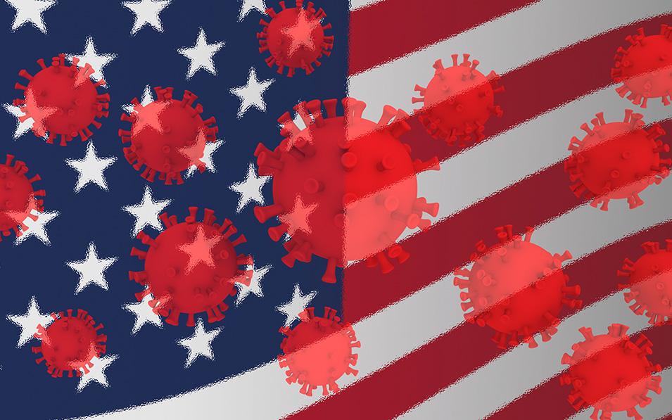 La oleada de contagios en EE.UU. sigue frenando la recuperación de la economía