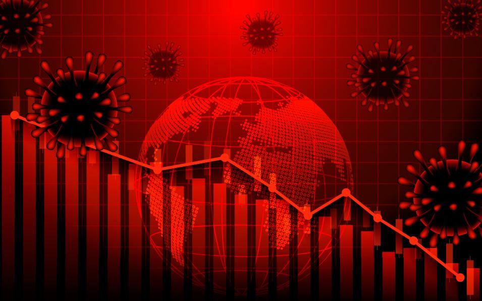 Tensión en los mercados ante los rebrotes de Covid-19