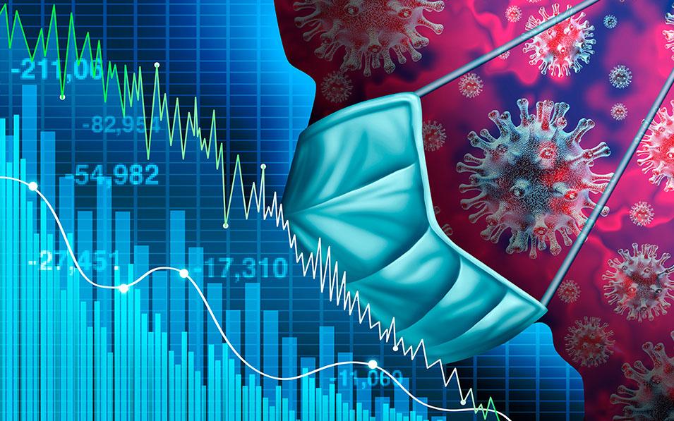 El IBEX 35, afectado por las nuevas restricciones impuestas para frenar la segunda ola de coronavirus