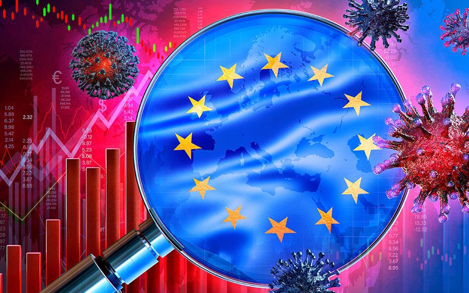 economia europea covid-19